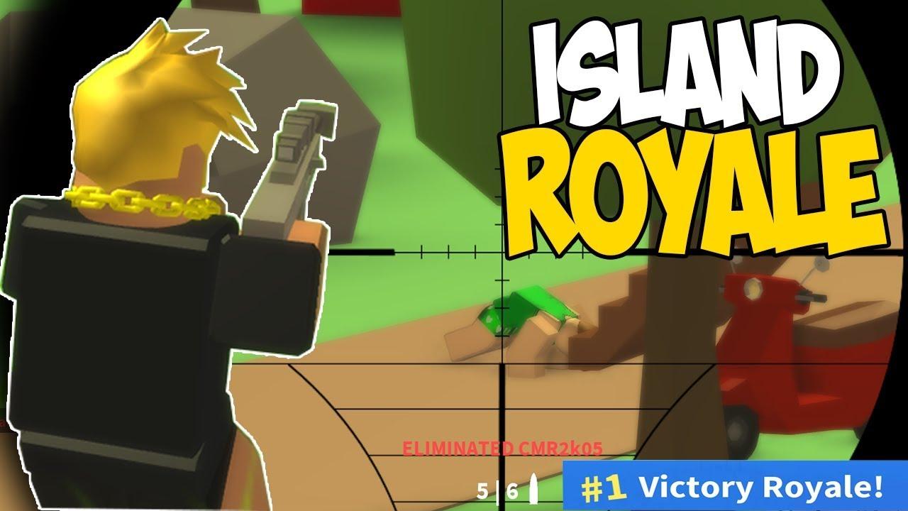 Insane Match Solo Duo Win In Island Royale Roblox Fortnite