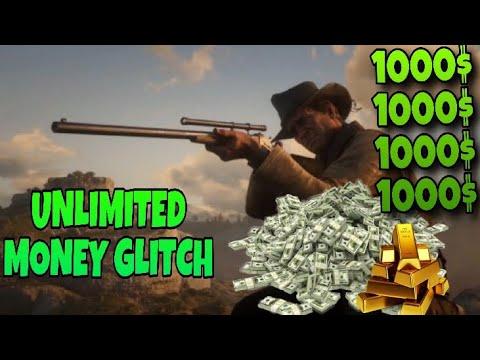 Red Dead Online Money Glitch UNLIMITED MONEY GLITCH Red Dead Redemption 2  Beta -RDR2 Glitch!