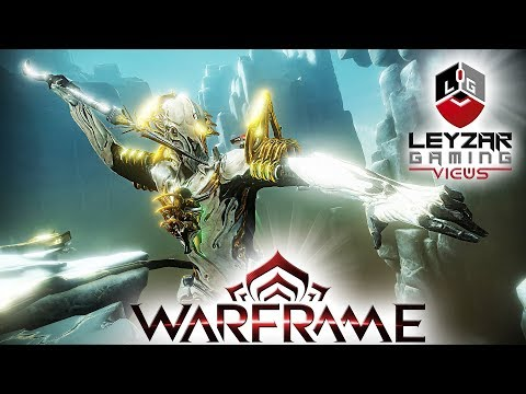 Eidolon Hunting With Fishing Spears - The Real Big Fish (Warframe Gameplay) thumbnail