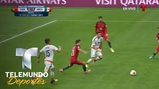 CR7 y todos los goles de Portugal en la primera fase | Copa Confederaciones Rusia 2017 | Telemundo