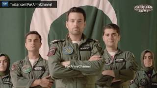 Gambar cover Pakistan Air Force National Songs by Junaid Jamshed