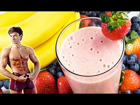 BEST SMOOTHIE INGREDIENTS for Losing Weight & Staying Young: Fit Now with Basedow #96