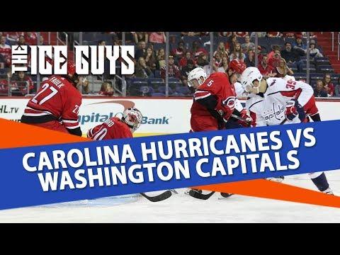 Free NHL Picks | Carolina Hurricanes vs Washington Capitals