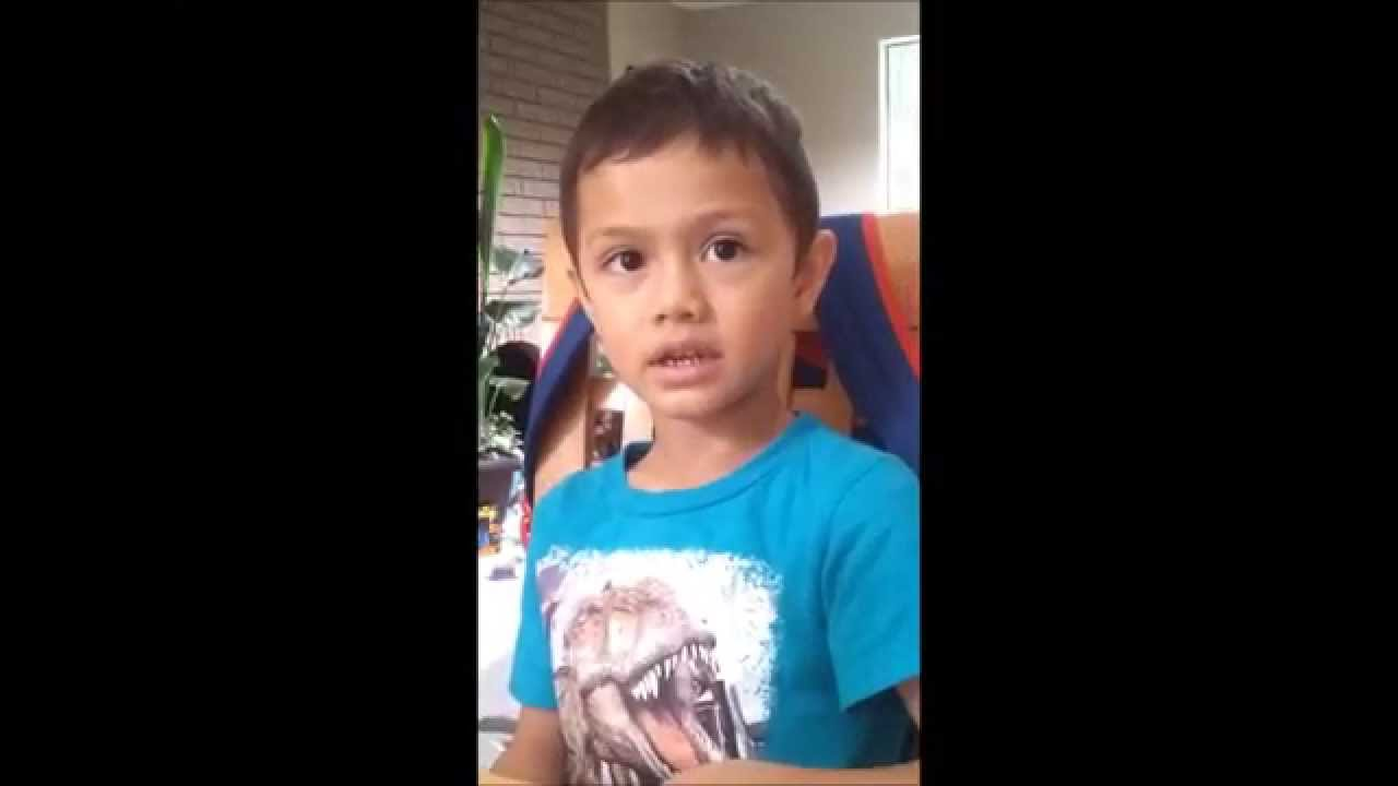 5 Year Old Saying Longest Word Published In Print In An Abridged