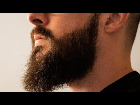 How to Line Up Your Beard - The Quickest Way to Clean Up Your Beard!