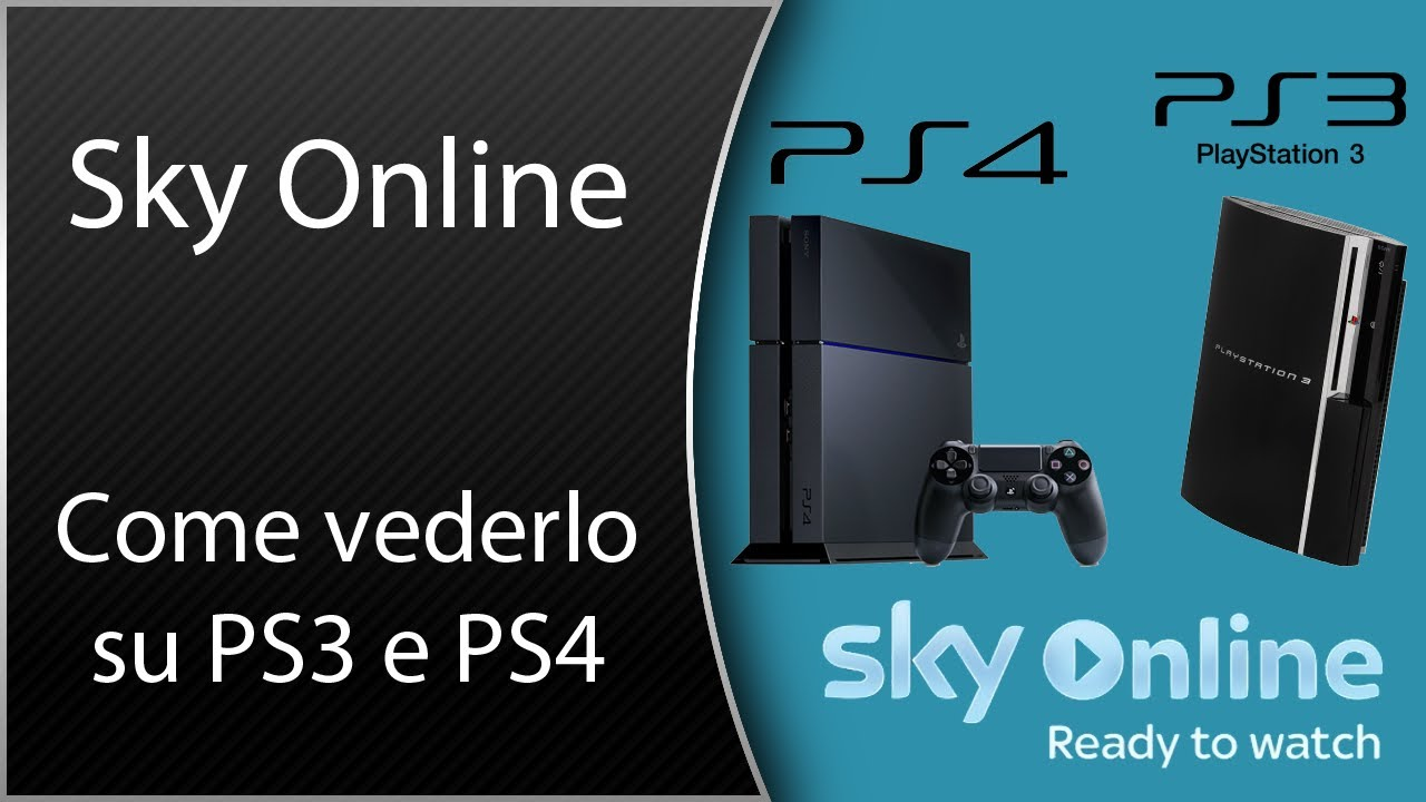 raiplay su ps4