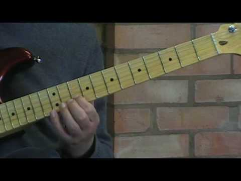 Harmonic Minor Scales all Positions Guitar Lessons