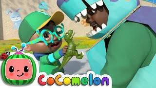 Cody's Special Dinosaur Day | CoComelon Nursery Rhymes & Kids Songs