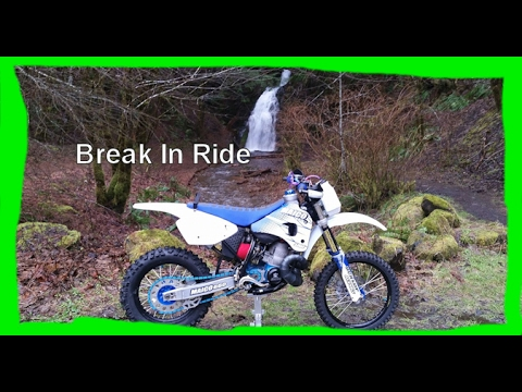 Dirtbike Riding: S2 E1 - Maico 660 Break In Trail Riding