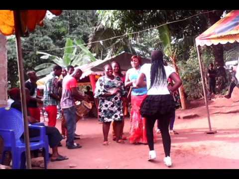 Paying of bride price at Ozubulu