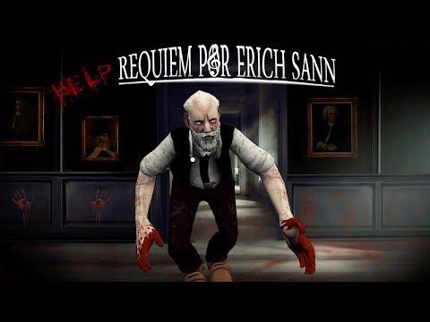 Erich Sann 1.7.1  Horror Games! ЭРИХ ЗАНН ХОРРОР ИГРА прохождение!