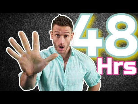 48-Hour Fasting - 5 Benefits of the Perfect Length Fast