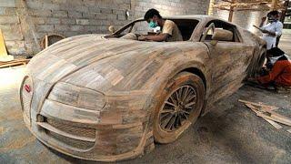 हाथों से बनाई 5 गज़ब की कारे। Top 5 Handmade Cars in the World.