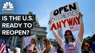 Is The U.S. Ready to Reopen?