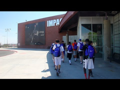 Team 907 'New Beginnings' : Impact Basketball Training