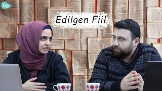 Edilgen Fiil (B2) Learn Turkish Passive Voice