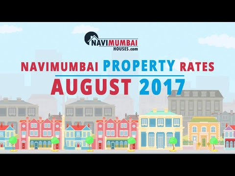 Navi Mumbai Property Rates, Prices - Updated August 2017
