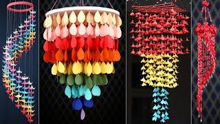 8 Paper Craft Wall Hanging Ideas ! DIY Room Decor