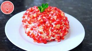 Pomegranate Cheese Ball Recipe