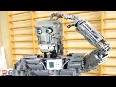TOP 10 AWESOME LEGO Machines / Creations VIDEOS - Lego Technic, Lego Mindstorms And More