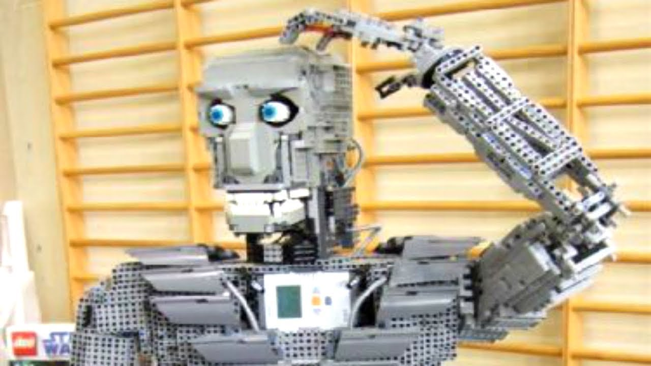 TOP 10 AWESOME LEGO Machines / Creations VIDEOS - Lego ...