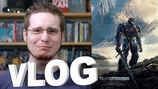 Vlog - Transformers : The Last Knight