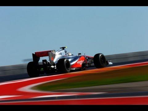 /DRIVE Live Google Hangout - US Formula 1 Grand Prix at COTA