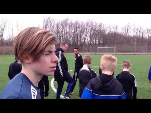 Talent Camp i FC Sønderborg, påsken 2016