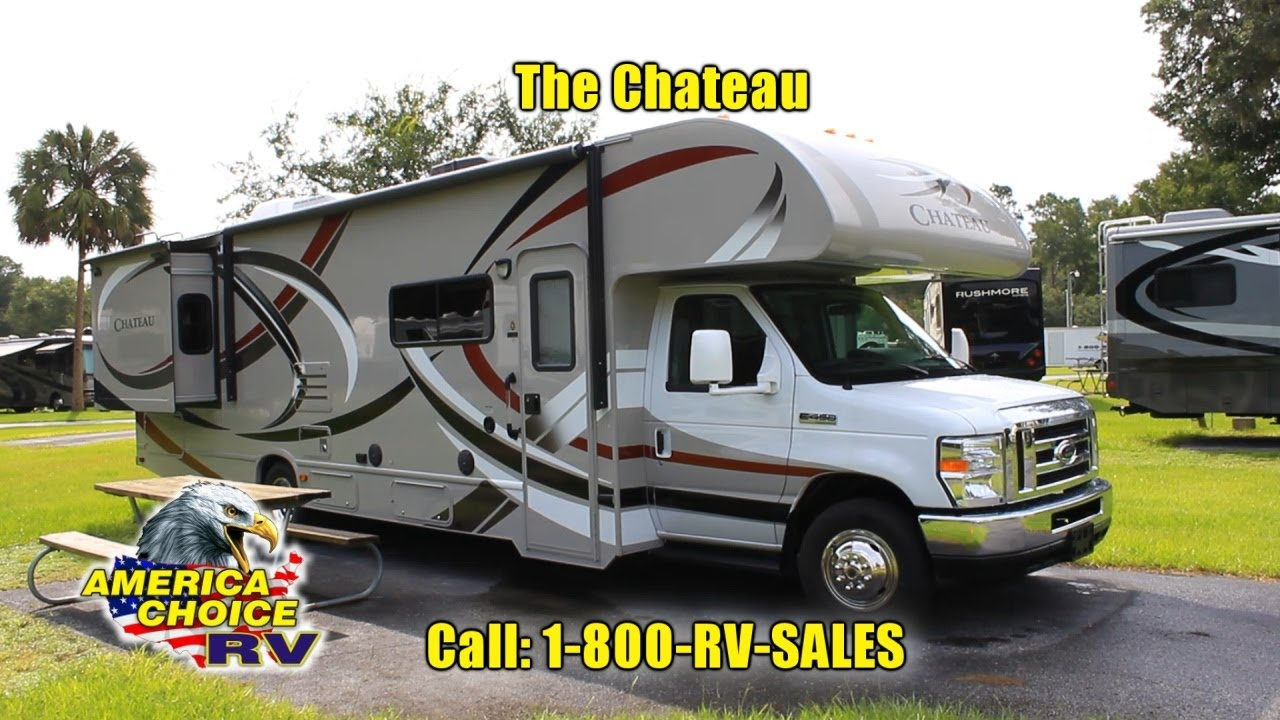 Ford Of Ocala >> 2014 Thor Chateau 31L Gas Ford Class C Motorhome RV at ...