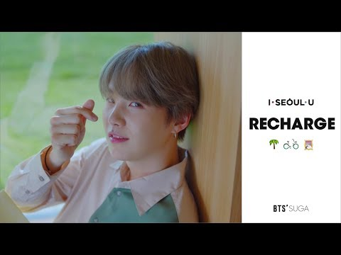 [2019 Seoul City TVC] Recharge by BTS' SUGA