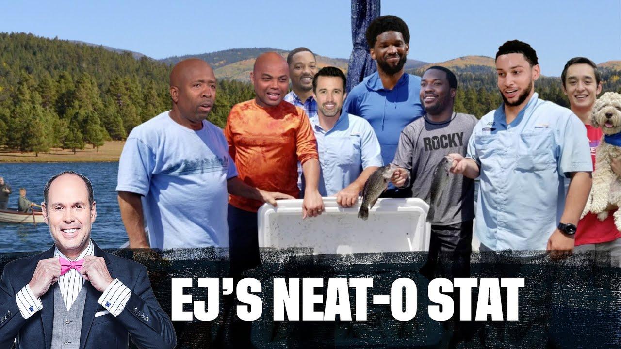 Gone Fishin': Philadelphia 76ers | EJ's Neato Stat