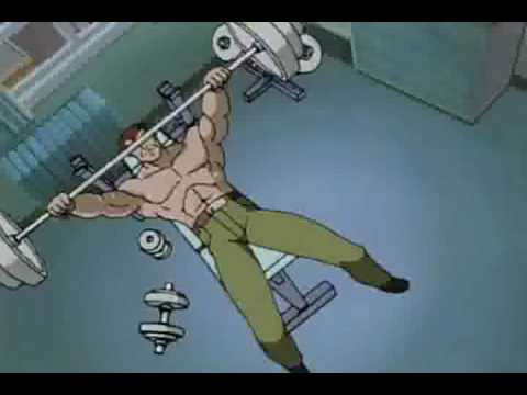 Eddie Brock's Workout