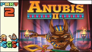 Anubis II | Wii | PART 2: This Game Is Nightmare | Super Gaming Sibs