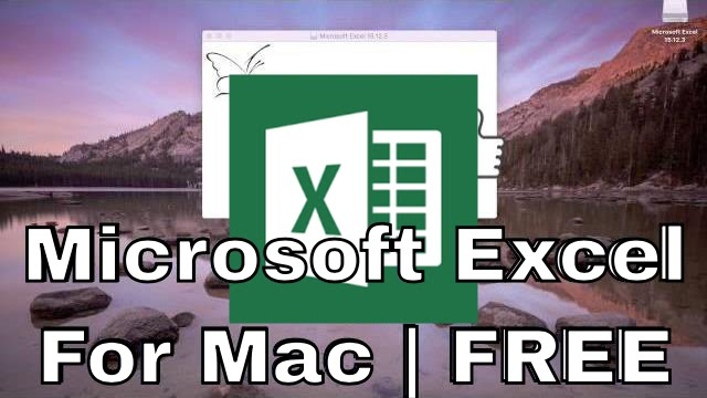 How To Install Microsoft Excel For Mac For FREE - Simply Explained