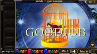 Confined Bird Escape Games Walk Through - FirstEscapeGames