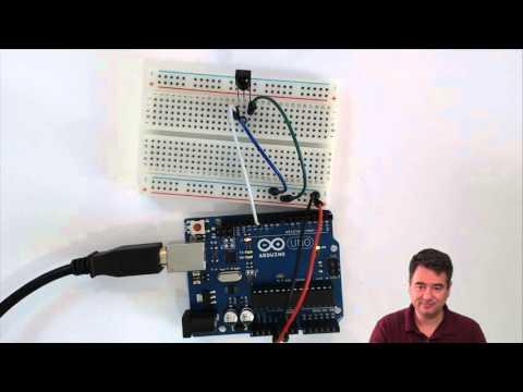 Arduino: PIR, IR Remote, and Ultrasonic sensors