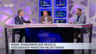 Publi Cafe (2021-01-20) - HÍR TV