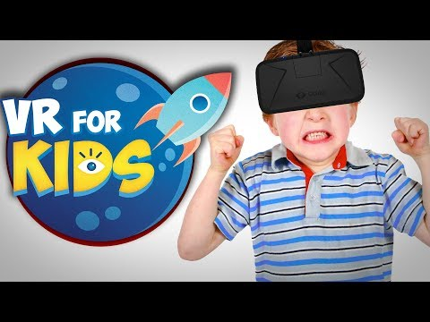 The 10 Best Virtual Reality Games For Kids【HTC Vive, Oculus Rift】/ Top VR Games