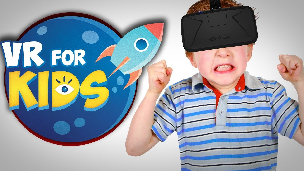 virtual reality games for kids