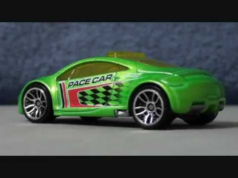 Awesome Hot Wheels Car Mitsubishi Eclipse Concept Car Youtube