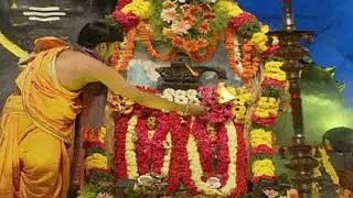 Sakutumba Shanti Puja Performed at Bhakthi TV Koti Deepothsavam 2015 | Karthika Somavaram