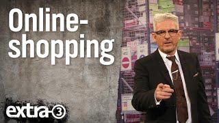 Experte für Onlinehandel: Heinz Strunk