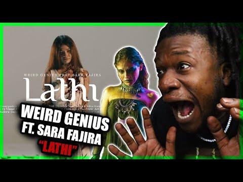 weird-genius---lathi-(ft.-sara-fajira)-official-music-video-(reaction)