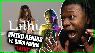 Weird Genius - Lathi (ft. Sara Fajira) Official Music Video (REACTION)