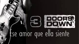 3 Doors Down She Don T Want The World Subtitulada