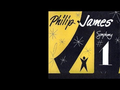 Philip James: Symphony No 1 (1943)