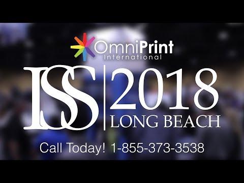 ISS 2018 Long Beach | Omniprint International