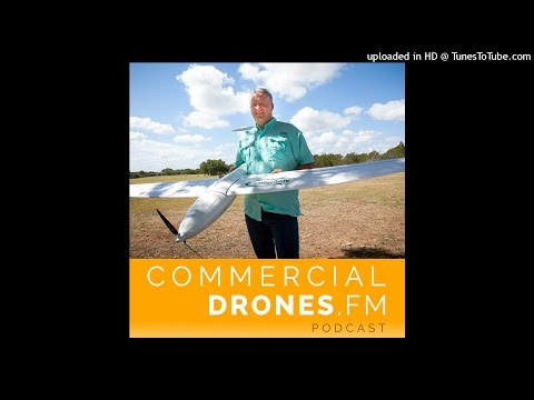 #004 - Solar Powered Drones & Esri GIS with Devon Humphrey