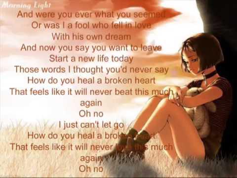 How Do You Heal a Broken Heart   Chris Walker   YouTube