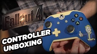 Unboxing the Fallout 4 Xbox One Controller